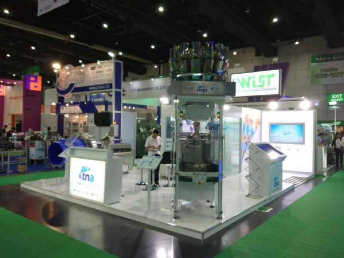 Exhibition Stand Builders Thailand : Tna propak asia thailand stand designer and builder info