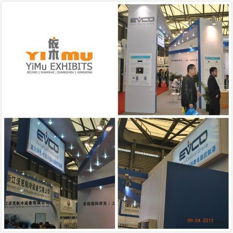 exhibition stand contractor in china