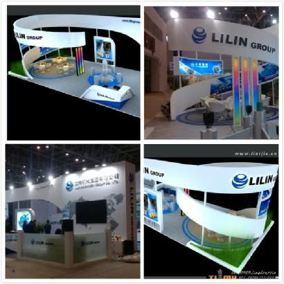 CIPPE exhibition stand builder