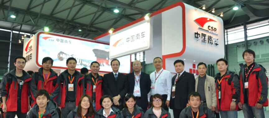 booth builders in china